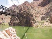 fleuve en fer à cheval Etats-Unis de l'Arizona le Colorado Photo stock