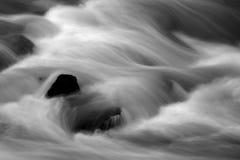 Fleuve sauvage Photos libres de droits