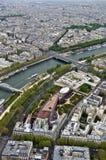Fleuve Seine Photo libre de droits