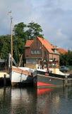 Flevoland Κάτω Χώρες urk Στοκ φωτογραφία με δικαίωμα ελεύθερης χρήσης