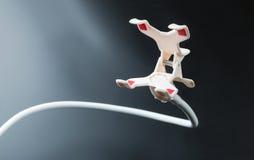 Flexibel wapen stock afbeelding