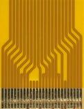 Flexibele vlakke kabel Royalty-vrije Stock Foto's