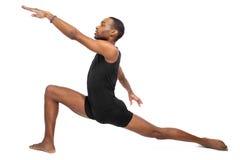 Flexibilidad del ballet Fotos de archivo