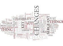 Flexibility Adaptibility And The Keys To Martial Arts Mastery Key Text Background  Word Cloud Concept Stock Photo