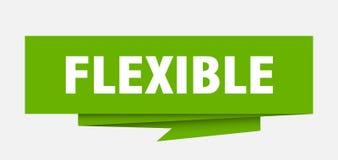flexible stock de ilustración