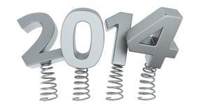 Flexible 2014 Stock Image