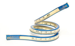 Flexible curve ruler. Stock Photography
