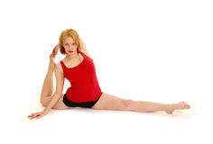 Flexible Dancer Stock Image