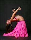 Flexible dancer Stock Photos