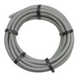 Flexible hose for installation of electrical cable Royalty Free Stock Photography