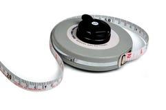 Flexible measure tape Stock Photography
