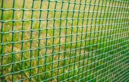 Flexible Plastic Garden Mesh Stock Images