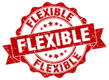 Flexible seal Royalty Free Stock Photography