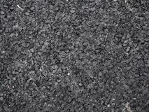Flexible tile for playground. Tiles made from mixture of rubber crumb Royalty Free Stock Image