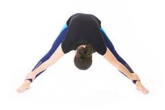 Flexible woman Stock Photos