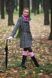 flicka 12 Royaltyfria Foton
