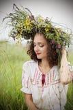 flicka Royaltyfri Foto