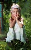 flicka Royaltyfria Bilder