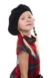 flicka little fotografering för bildbyråer