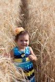 Flicka stående fotografering för bildbyråer