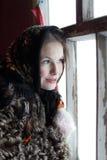 flickafönster Royaltyfri Fotografi