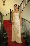 flickaglamour Fotografering för Bildbyråer