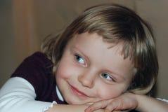 flickahandläggande Royaltyfri Fotografi