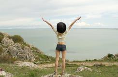 flickahav Royaltyfri Fotografi