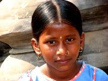 flickaoskyldig Fotografering för Bildbyråer