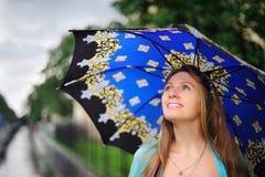 flickaparaply Fotografering för Bildbyråer