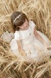 flickapiggar Royaltyfri Bild