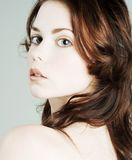 flickaplast- Royaltyfri Foto