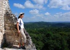 flickapyramid Fotografering för Bildbyråer