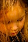 flickastående Royaltyfria Foton