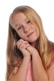 flickastående s royaltyfria bilder