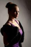 flickautvikningsbrud Royaltyfri Fotografi