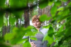 flickavarvnatur Arkivfoto