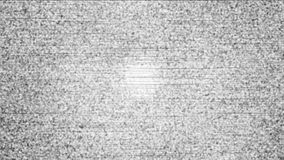 A flickering, analog TV signal. VHS retro recording video cassettes, noise static flicker stock video footage