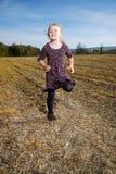 flickor little kör royaltyfri foto
