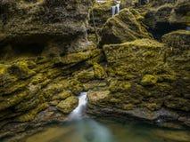 Fließendes Wasser Stockfotografie