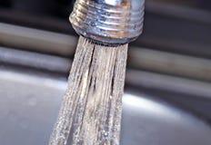 Fließendes Wasser Lizenzfreie Stockfotografie