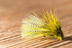 Fliege für Fischen lizenzfreie stockfotografie