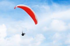 Fliege im Himmel Stockbild
