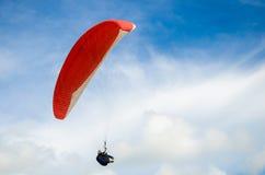 Fliege im Himmel Lizenzfreie Stockfotos