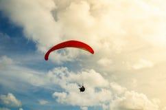 Fliege im Himmel Lizenzfreies Stockbild