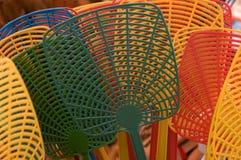Fliege Swatters Stockfotografie