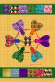 Fliegen der Kreativität Stockbilder