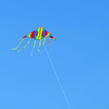 Fliegen Sie einen Drachen Lizenzfreie Stockfotos