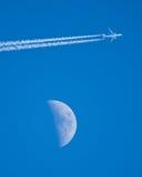 Fliegen Sie mich zum Mond Lizenzfreie Stockbilder