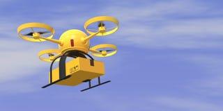 Fliegenbrummen Lizenzfreies Stockfoto